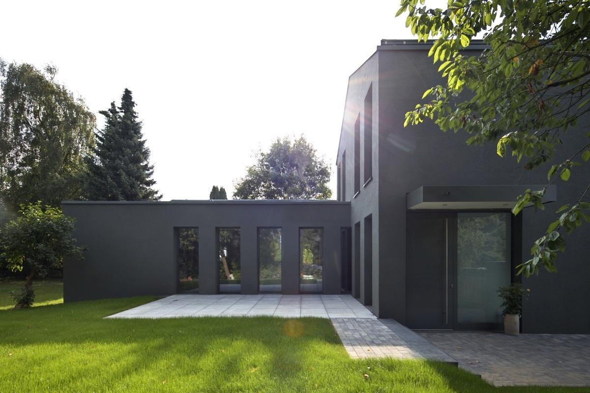 Haus SLM - ROLAND UNTERBUSCH ARCHITEKTURFOTOGRAFIE | Rostock